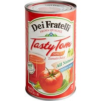 Tasty Tom Spicy Tomato Juice - 46 oz. Can