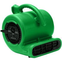 B-Air VP-25 Vent Green 3-Speed Compact Air Mover - 1/4 hp