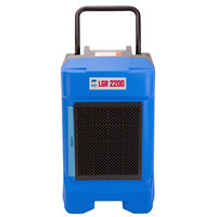 B-Air VG-2200 Vantage LGR Blue 225 Pint Dehumidifier - 115V
