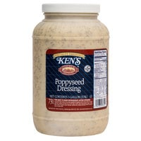 Ken's Foods 1 Gallon Poppyseed Dressing