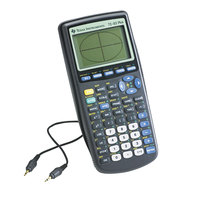 Texas Instruments TI-83 Plus 10-Digit LCD Programmable Graphing Calculator