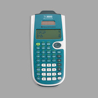 Texas Instruments TI-30XS Multiview 16-Digit LCD Scientific Calculator