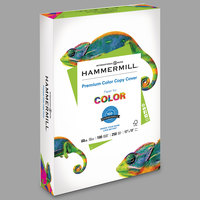 Hammermill 122556 11 inch x 17 inch Premium Photo White Pack of 60# Color Copy Cover Paper - 250 Sheets