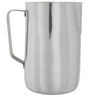 Acopa 66 oz. Polished Stainless Steel Pitcher