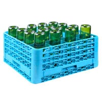 CMA Dishmachines 1157.00 16-Compartment Wine Bottle Washer Rack for CMA-180UC Dishmachines