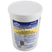 Diversey 990651 Easy Paks 0.5 oz. All Purpose Cleaner Packet - 180/Case
