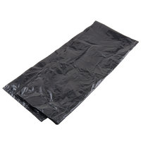 Li'l Herc Repro Trash Bag 33 Gallon 1.5 Mil 33 inch x 39 inch Low Density Can Liner - 100/Case