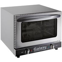 Galaxy COE3Q Quarter Size Countertop Convection Oven - 120V