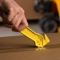 Pacific Handy Cutter EBC-1 Yellow All-Purpose Cutter with Concealed Blade