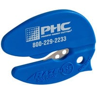 Pacific Handy Cutter BC-347 Raze Blue Bag Cutter   - 12/Pack