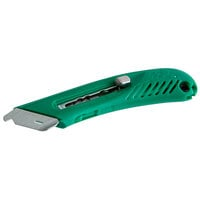 Pacific Handy Cutter S4R Green Right-Hand Safety Cutter