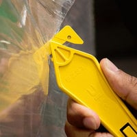 Pacific Handy Cutter EZST Yellow All-Purpose Cutter with Two-Sided Enclosed Blade