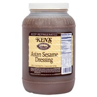 Ken's Foods 1 Gallon Asian Sesame Dressing