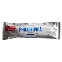 Philadelphia 1 oz. Original Plain Cream Cheese Portion Packet - 100/Case