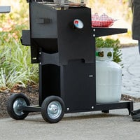 Backyard Pro BPF4STAND Mobile Stand for Outdoor Deep Fryer