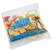 Nabisco 0.5 oz. New England Oyster Crackers - 150/Case