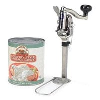 Nemco 56050-3 CanPRO Heavy Duty Side Cut Manual Can Opener - Security Model
