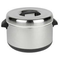 Thunder Group SEJ74000 60 Cup Stainless Steel Insulated Sushi Rice Pot
