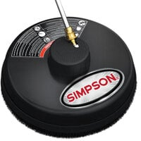 Simpson 80165 15 inch Pressure Washer Surface Cleaner - 3600 PSI