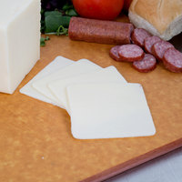 AMPI 5 lb. Monterey Jack Cheese - 2/Case