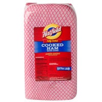 Hatfield 11.5 lb. Extra Lean Cooked Ham - 2/Case