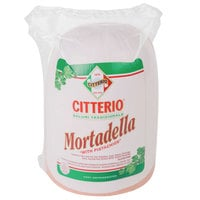 Citterio 6 lb. Mortadella with Pistachio - 4/Case