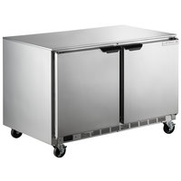 Beverage-Air UCF48AHC-ADA 48 inch Undercounter Freezer
