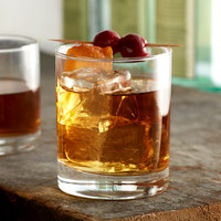 Acopa Straight-Sided 12 oz. Double Rocks / Old Fashioned Glass - 12/Case