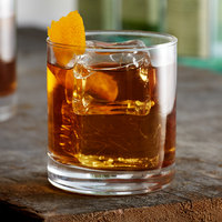 Acopa Straight-Sided 9 oz. Rocks / Old Fashioned Glass - 12/Case