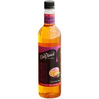 DaVinci Gourmet 750 mL Classic Passion Fruit Flavoring / Fruit Syrup