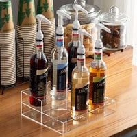 Choice 2 Tier Syrup Bottle Organizer