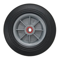 Magliner 111025 10 inch Solid Rubber Replacement Wheel