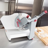 Berkel X13AE-PLUS 13 inch Automatic Gravity Feed Meat Slicer - 1/2 hp