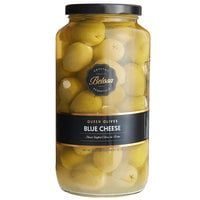 Belosa 32 oz. Blue Cheese Stuffed Queen Olives