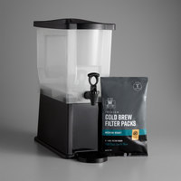 Crown Beverages 3 Gallon Complete Cold Brew System with Coffee