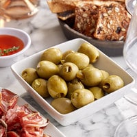 Belosa 12 oz. Cream Cheese & Jalapeno Stuffed Queen Olives