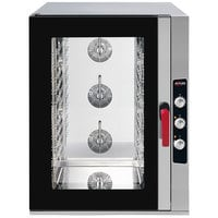 Axis AX-CL10M Full Size 10 Pan Combi Oven with Manual Controls - 208/240V, 3 Phase