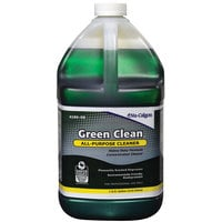 Nu-Calgon 4186-08 1 Gallon Green Clean All-Purpose Cleaner   - 4/Case