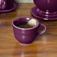 Fiesta Tableware from Steelite International HL452343 Mulberry 7.75 oz. China Cup - 12/Case