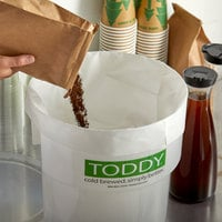 Toddy® Commercial Cold Brew Paper Filters - 50/Pack