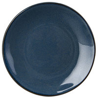 Tuxton GAN-003 TuxTrendz Artisan Night Sky 7 1/4 inch China Plate - 24/Case