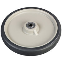 Carlisle IC222WH00 10 inch Ice Caddy Replacement Wheel for IC220 Ice Caddies