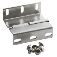 Carlisle IC2224HA38 Cateraide™ Chrome Hinge for IC220 Ice Caddies