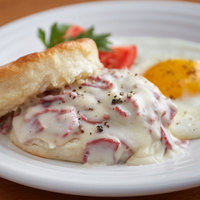 Fisher's Homestyle Salads 10 lb. Creamed Chipped Beef
