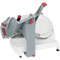 Berkel X13A-PLUS 13 inch Automatic Gravity Feed Meat Slicer - 1/2 hp