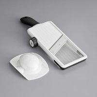 OXO 11135900 Good Grips Adjustable Hand-Held Mandoline Slicer