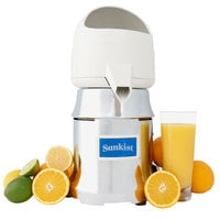 Sunkist Commercial Juicers