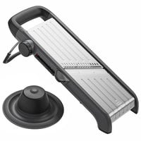 OXO 3114000 SteeL™ Chef's Mandoline Slicer 2.0