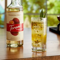 Torani 750 mL Puremade Passion Fruit Flavoring Syrup