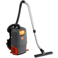 Hoover CH34006 HushTone 6 Qt. Commercial Backpack Vacuum - 1200W